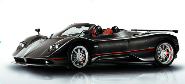 Pagani Zonda Roadster Luxury Car Jay Z